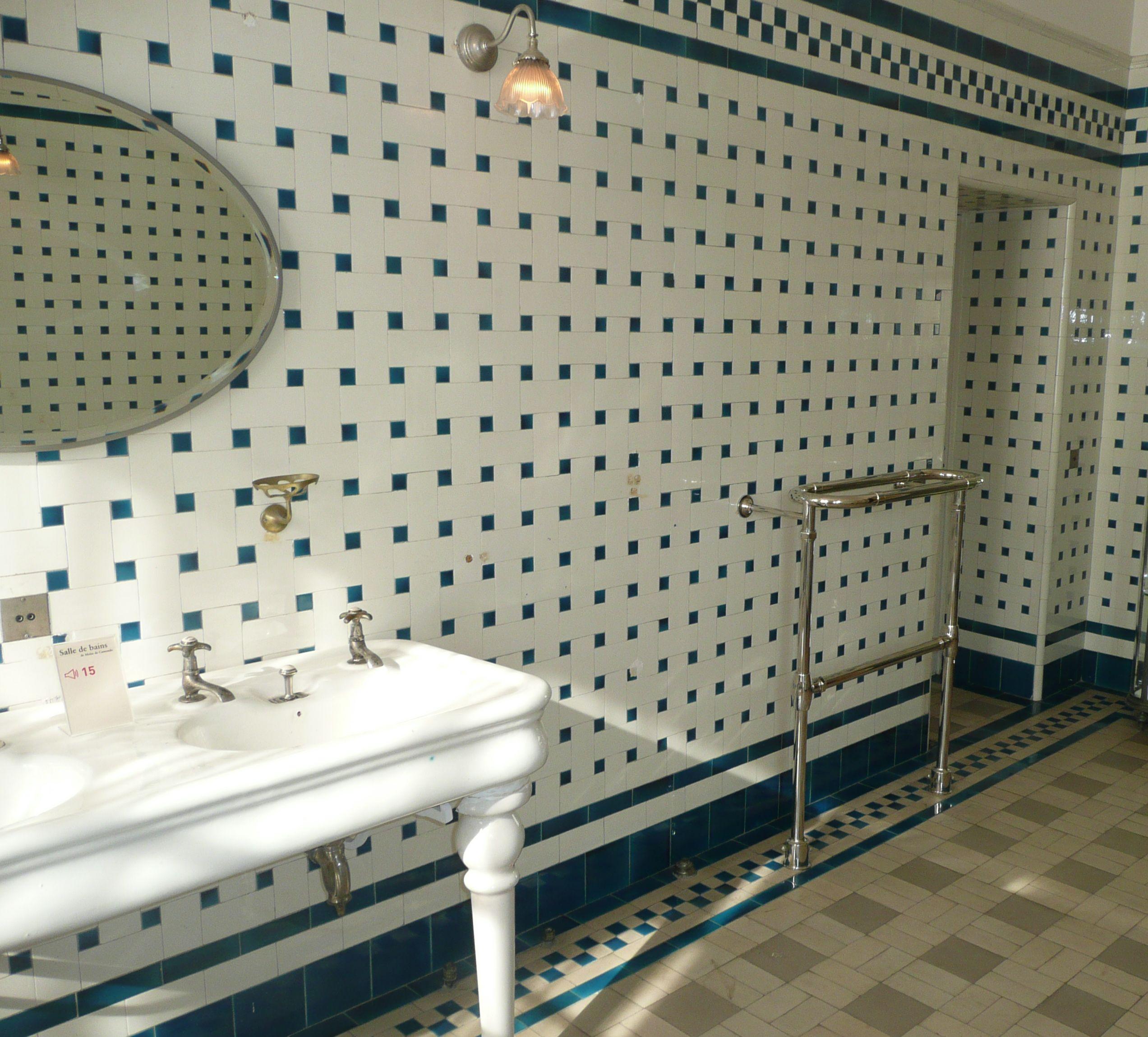 Indogate.com | Salle De Bain Mosaique Verte