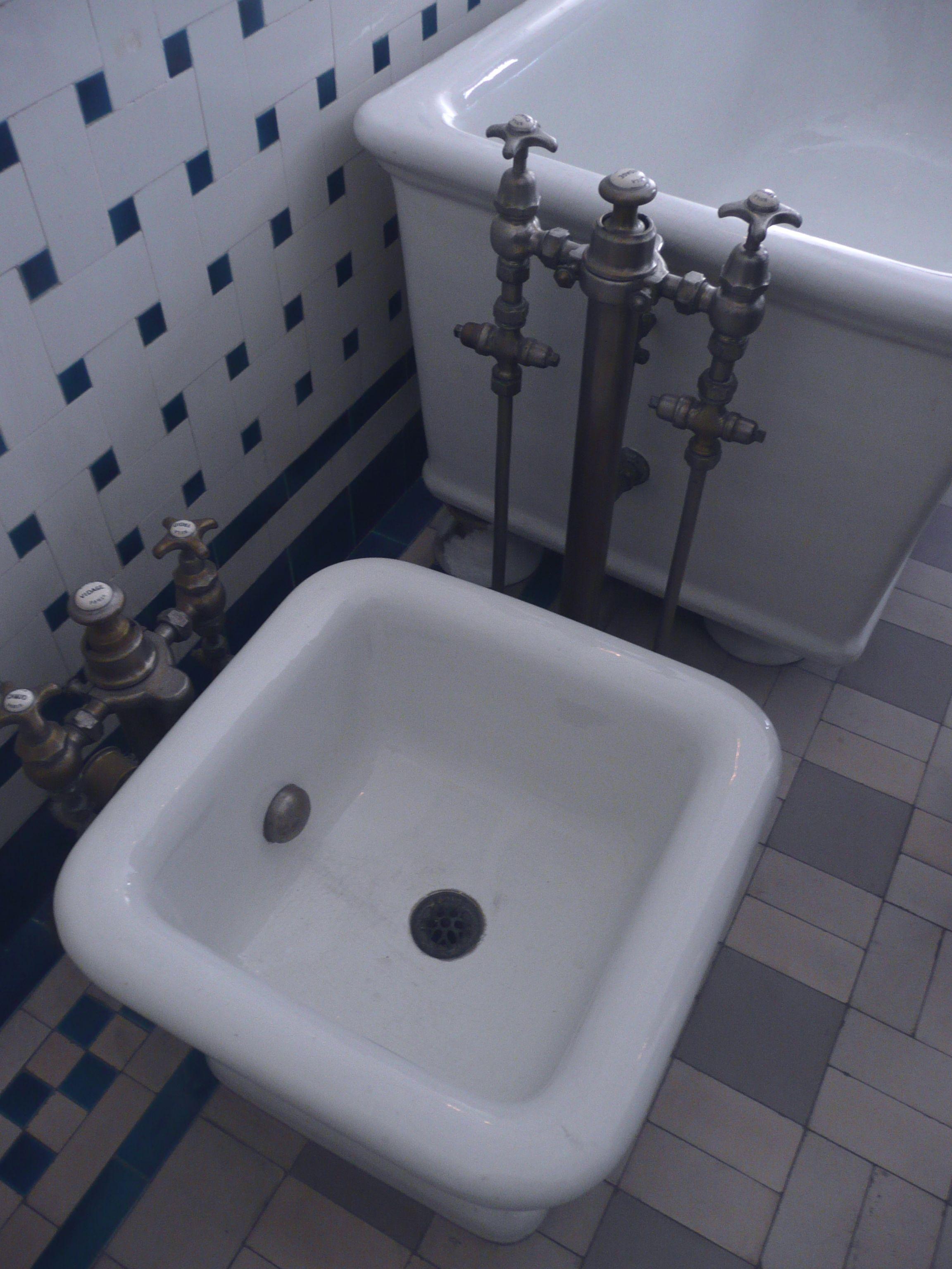 Salle de bains art
