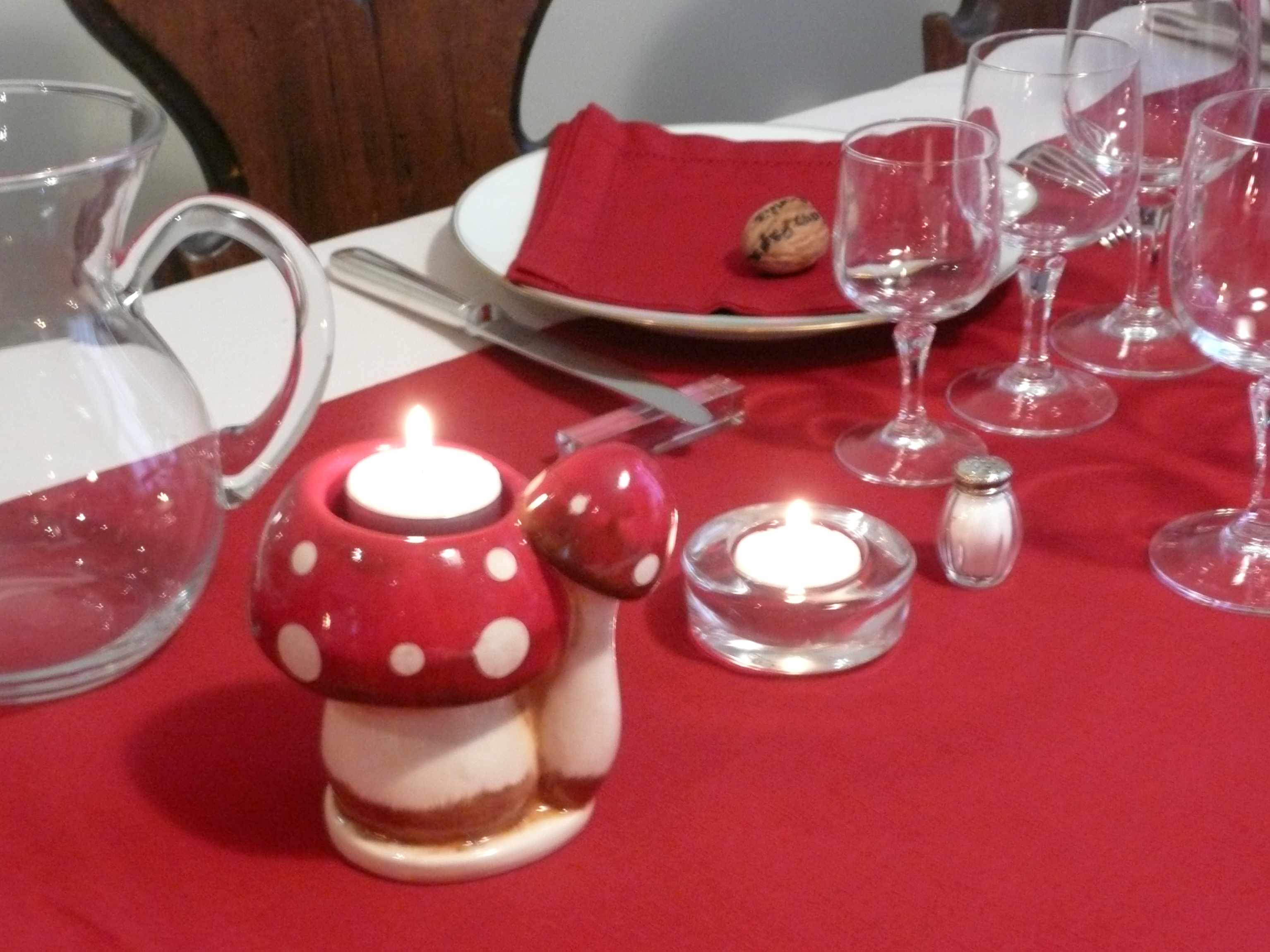 champignon | À TOUS LES ÉTAGES le blog