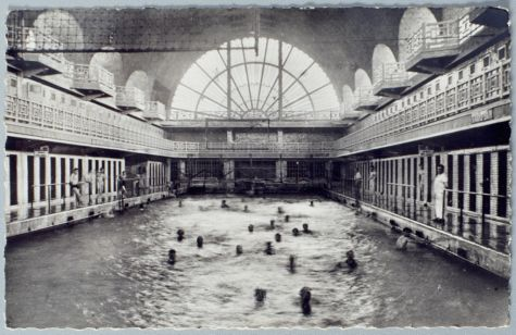 Piscine roubaix le grand bain en 1932 for Piscine de roubaix