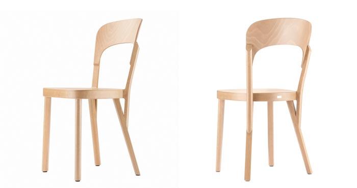 variations sur la chaise thonet tous les tages le blog. Black Bedroom Furniture Sets. Home Design Ideas