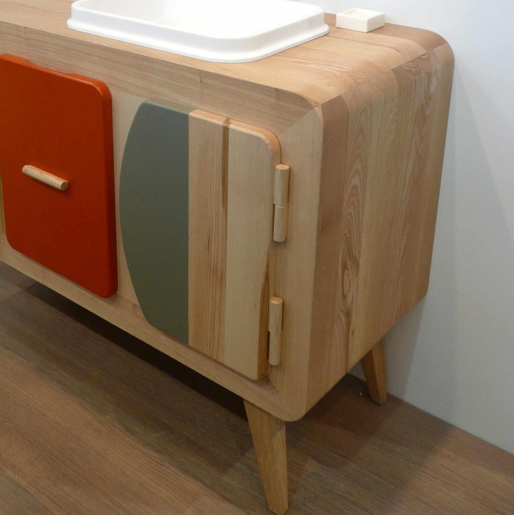 meuble vasque angle. Black Bedroom Furniture Sets. Home Design Ideas