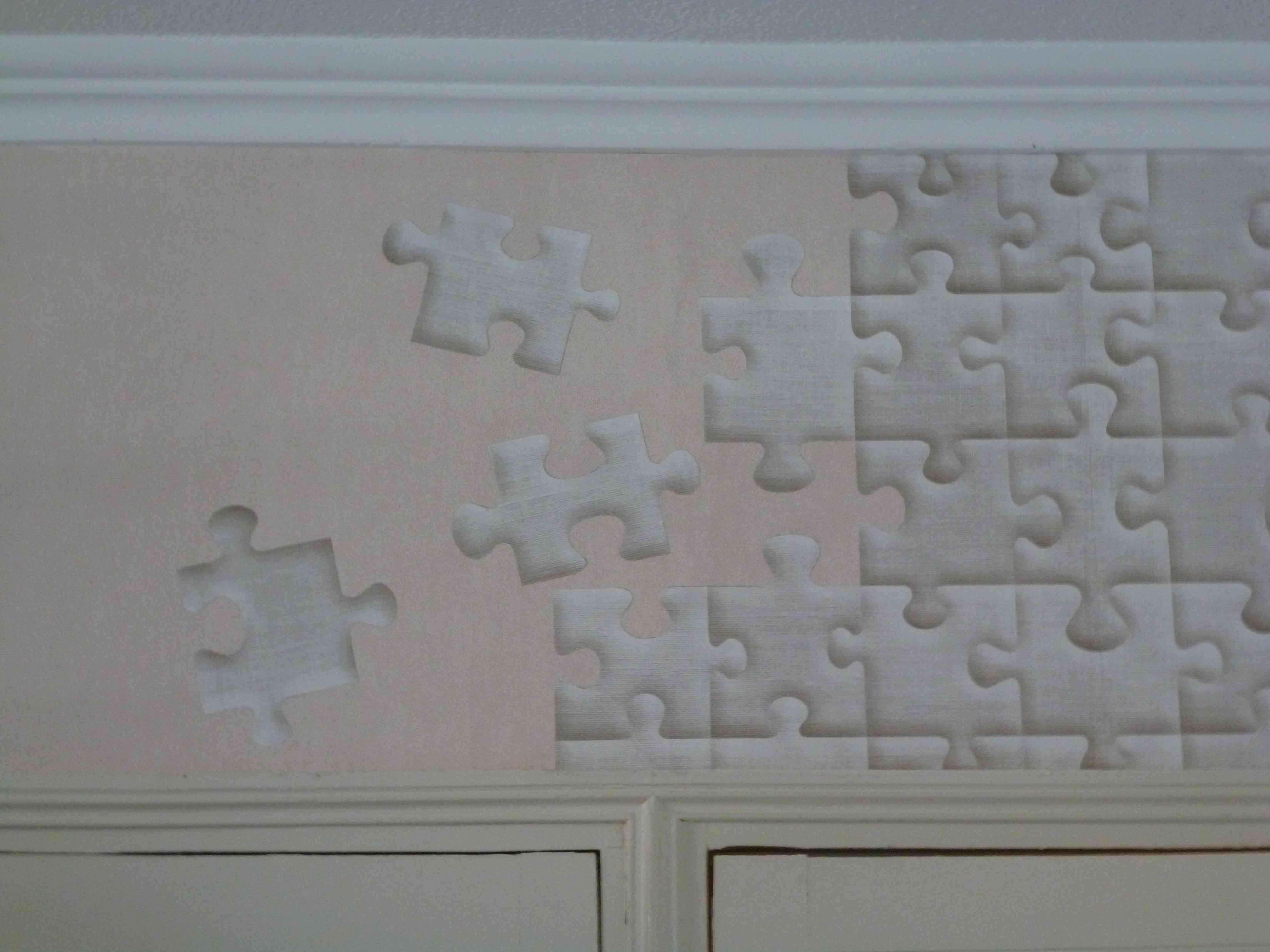Salle de jeu tous les tages le blog - Astuce enlever papier peint ...
