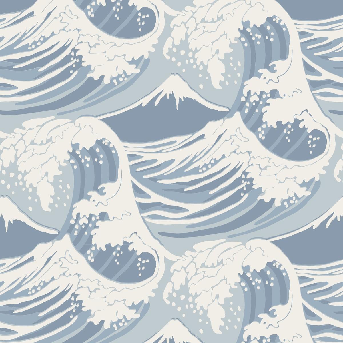 Poisson tous les tages le blog - Papier peint poisson ...