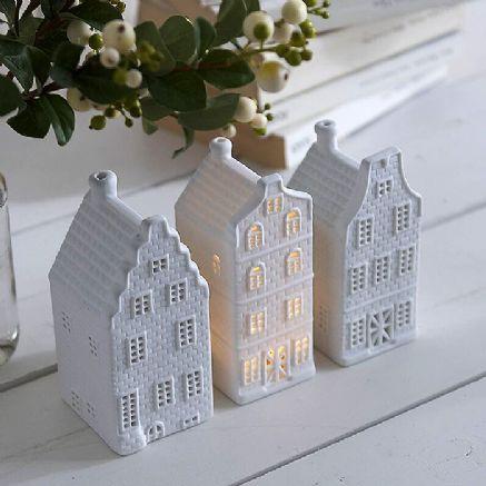 Diy photophore maison maison le oui blog inspi love depuis 2011 - Maison de porcelaine ...