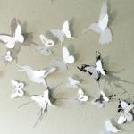 Sticker butterfly birds MyIkea