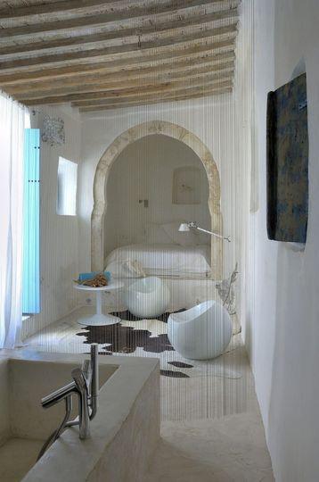 Pour ou contre la salle de bain ouverte sur la chambre tous les tages le blog for Alcove dans une chambre