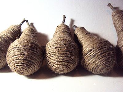 bricolage DIY fabriquer poire avec ampoule