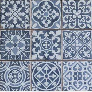 Maroc tous les tages le blog - Gres cerame imitation carreau ciment ...