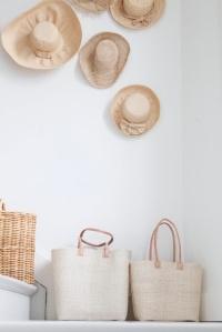 chapeaux de paille Min Lila Veranda
