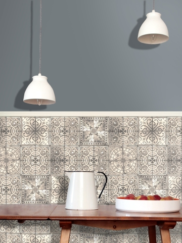 papier-peint-carrelage-cuisine-louise-body-patchwork-grey-tile-wallpaper