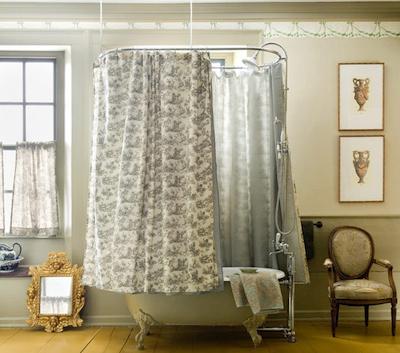 Salle de bain tous les tages le blog - Rideau de douche insolite ...