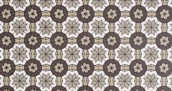 Carreaux de ciment motifs end miques tous les tages le blog - Papier peint annee 60 ...