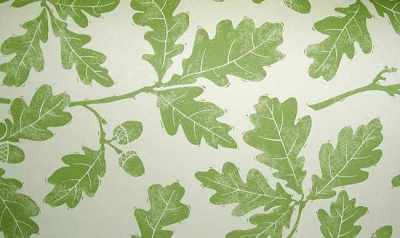 papier peint Oakwood wallpaper Fabrics & Papers