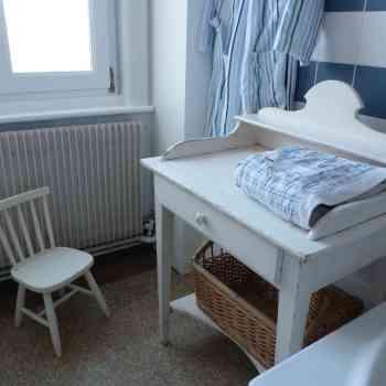 Salle de bain bleue Lille A tous les etages